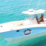 Destin Water Fun - WorldCat Charter Fishing Boat