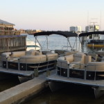 Destin Water Fun - Pontoon Boat Rentals at the Dock