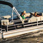 Destin Water Fun - 2014 Encore Bentley Pontoon Boat for rent
